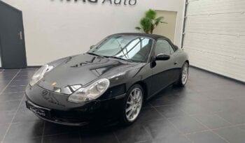 PORSCHE 911 996 Cabriolet Carrera 3.4 i 301 cv complet