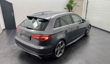 AUDI RS3 Sportback 2.5 TFSi Quattro S-Tronic 400 cv complet