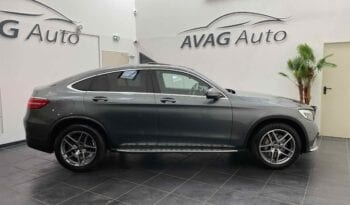 MERCEDES GLC Coupe 250 4MATIC 9G-Tronic 204 cv AMG Sportline complet