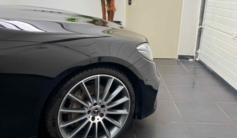 MERCEDES Classe E 220 Coupe CDI 9G-TRONIC 194 cv AMG Fascination complet