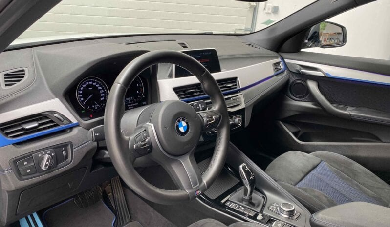 BMW X2 SDrive 18 dA 150 ch M Sport complet