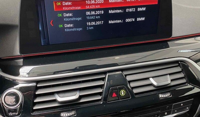 BMW Serie 5 Berline 520 d Steptronic8 190 cv Sport Line complet
