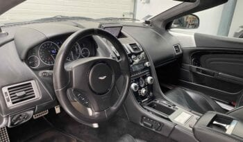 ASTON MARTIN DBS VOLANTE 5.9 V12 517 CH TOUCHTRONIC Carbon Black Edition complet