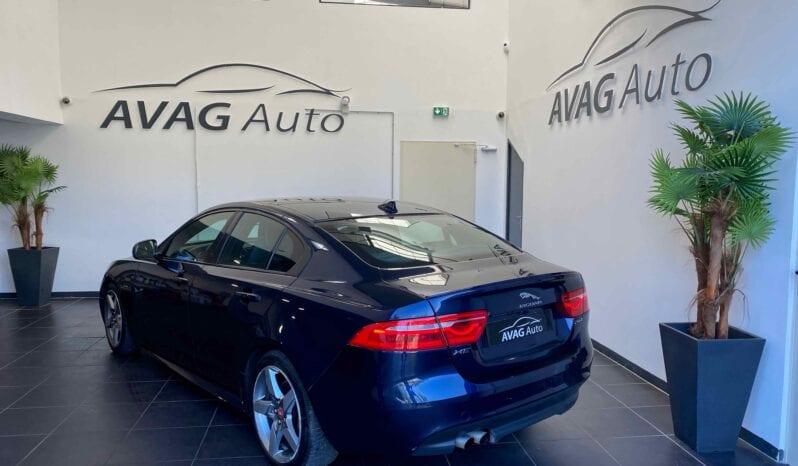 JAGUAR XE Berline 2.0 D AWD 180 cv Prestige complet