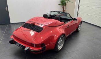 PORSCHE 911 Carrera 3.2 Coupe 218 cv Speedster Turbo-Look complet