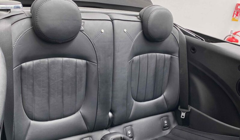 MINI F57 Cabriolet Cooper S 2.0 i DCT7 192 cv Exquisite complet