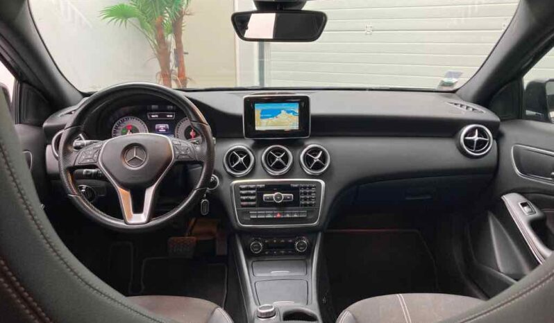 MERCEDES Classe A 200 CDi 7G-DCT BlueEFFICIENCY S&S 136 cv Executive complet
