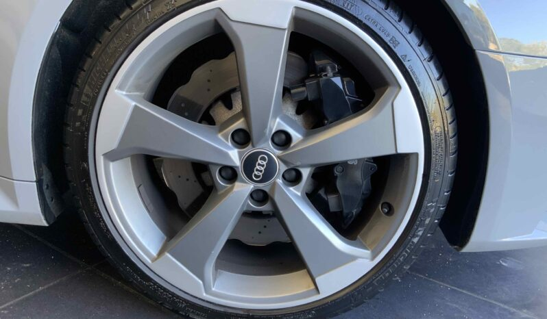 AUDI RS3 Sportback 2.5 TFSi Quattro 20V S-Tronic 367 cv complet