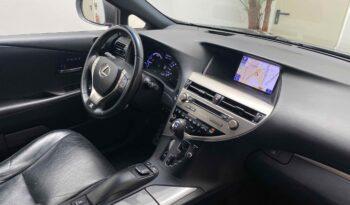 LEXUS RX III 450h 3.5 VVTi V6 E-FOUR 250 cv F Sport complet