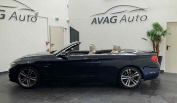 BMW Serie 4 F33 Cabriolet 420 d 190 cv Sport complet